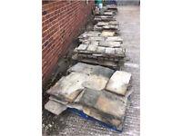 Yorkshire stone slates 4 tonne