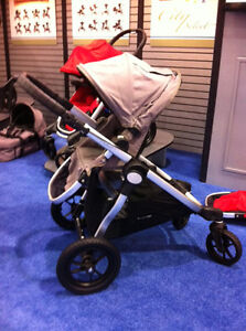 2016 almost new city select baby jogger stroller