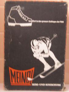 "Ski Boots ""Meindl"" German Made Kingston Kingston Area image 2"