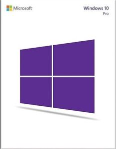 Windows 10 professionnel 32-64 bits