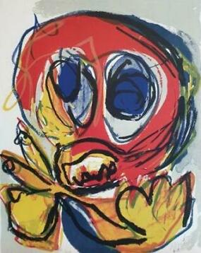 Karel Appel - Untitled
