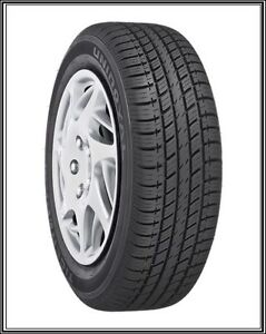 Set (4) Tiger Paw P205/75/R15 Touring long life a/s radial tires