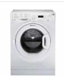 Hotpoint extra 7kg 1400 spin washing machine. A++ rated. brand new drum and electrics, unused.