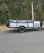 Camper trailer Macgregor Belconnen Area Preview