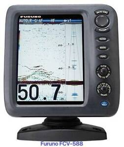 FURUNO FCV-588 8.4inch Colour LCD FishFinder – ONLY $1990.