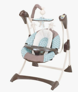 Graco Baby Swing - Excellent Condition!
