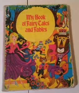 Vintage 1960's fairy tails and fables