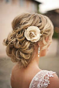 2in1 wedding makeup artist and hair stylist London Ontario image 2