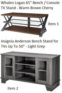 """Tv STAND , Tv BENCH FOR Tv'S UPTO 65"""""""