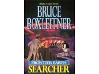 Bruce Boxleitner - Frontier Earth Searcher