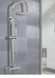 Bathroom shower mixer