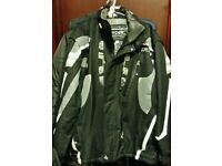 Syder motorcycle jacket Large ( pick up only )