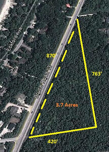 Southampton 3.7 Acre Lot