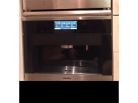 Miele 6805 built in coffe machine