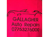 Mechanic, MOT preps, servicing and diagnostics