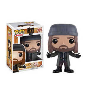The Walking Dead Funko Pops! Rocket Launcher Carl & Jesus! Cambridge Kitchener Area image 2