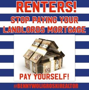Renters - Pay Yourself- Stop Paying Your Landlords Mortgage!