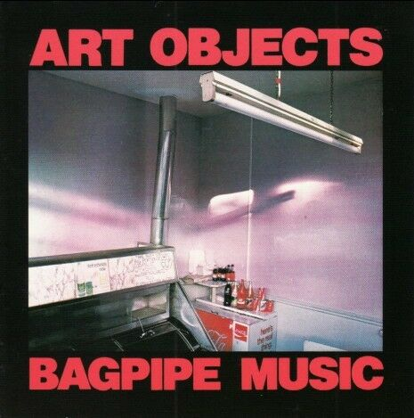 Art Objects - Bagpipe music - CD -