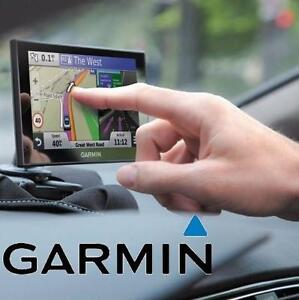 "REFURB GARMIN 2689LMT GPS NAVIGATOR - 123345290 - 6.1"" BLUETOOTH CAR VEHICLE NAVIGATION"