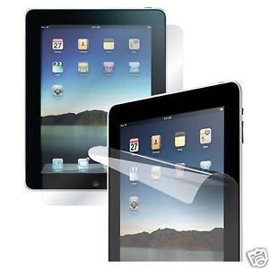 2x ANTI-GLARE Clear LCD Screen Protector for New iPad 3, 3rd Generation, iPad 2