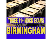 11 Plus Mock Exams In Birmingham