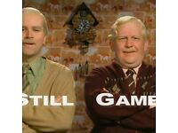 2 x Still Game live Tickets for Hydro 11th Feb @ 2.30pm