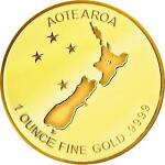 New Zealand Silver Gold Bullion