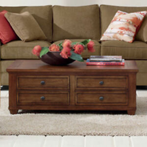 Ethan Allan Coffee Table