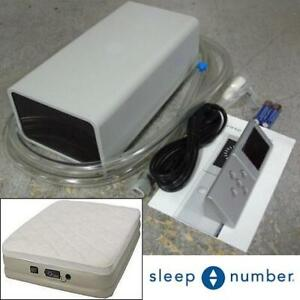 NEW SLEEP NUMBER PUMP WITH REMOTE NXT03DR 238204400 SELECT COMFORT INFLATABLE AIRBED  MATTRESS WIRELESS CONTROLLER DU...