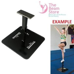 NEW HIGH FLYER STUNT CHEER STAND TBSCHEER 229817094 THE BEAM STORE ADJUSTABLE SEE COMMENTS