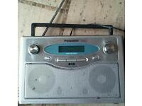 Panasonic Digital radio