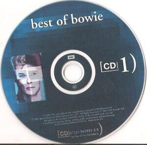 David Bowie - Best of Bowie cd double Neuf et Scèllé ROCK