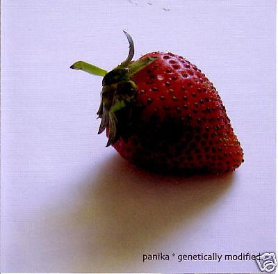 cd-album, Panika - Genetically Modified, 11 tracks