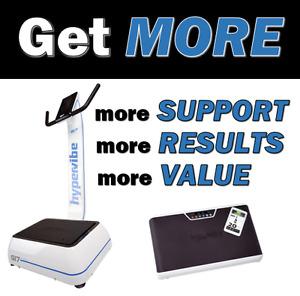Vibration Machine Exercise Training & Support