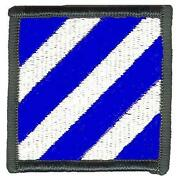 3rd Infantry Division Patch