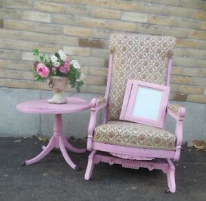 Shabby chic pink frames London Ontario image 2