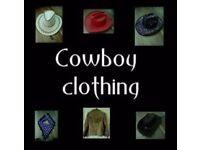 Cowboy clothing bundle