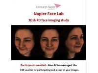 Participants Wanted for 3D/4D Database Study