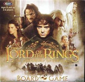 Trilogy Lord of the Rings Board Games
