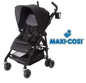 NEW MAXI COSI DANA STROLLER CV258BIZ 202096905 BLACK BABY TODDLER