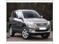 Grab a bargain - low-mileage, FSH 2011 Toyota RAV-4 XT-R D-4D for quick sale