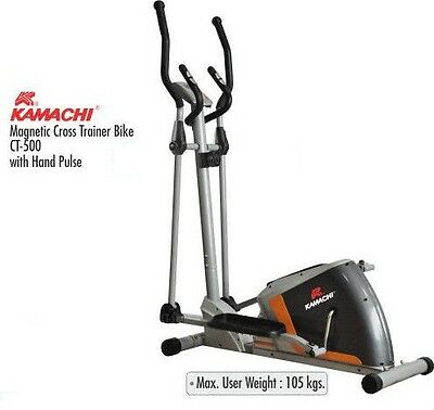 Kamachi Magnetic Elliptical Cross Trainer  Bike