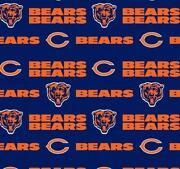 Chicago Bears Fabric