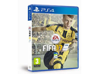 FIFA 17 FOR PS4 , BOXED IN BRAND NEW CONDITION.
