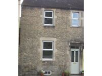 House with a garden for rent in Frome, ideal for a small family