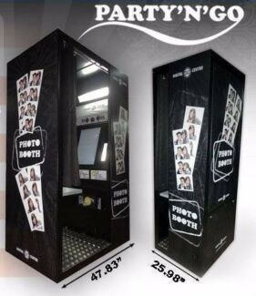 Photo booth  start your business today