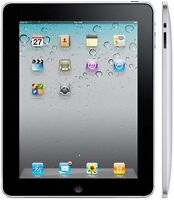 *APPLE iPAD* 1st GEN. 16GB. WIFI. BLACK.