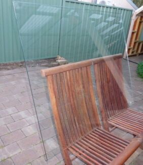 GLASS POOL FENCE PANEL - 1000X1200MMX10MM - TOUGHENED GLASS Duncraig Joondalup Area Preview