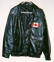 New Never Worn Leather Patchwork Jacket, Size Small (S) Sudbury Ontario Preview