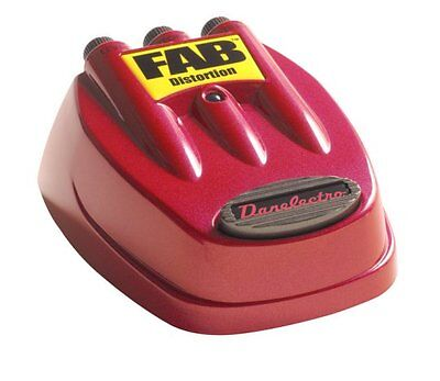 Danelectro D-1 Fab Distortion Guitar Effects Pedal Guitar player GIFT